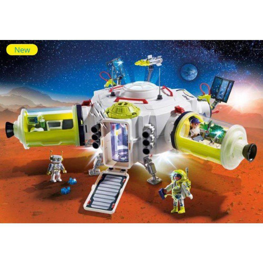 Playmobil Estação Espacial de Marte: Playmobil Space - Sunny