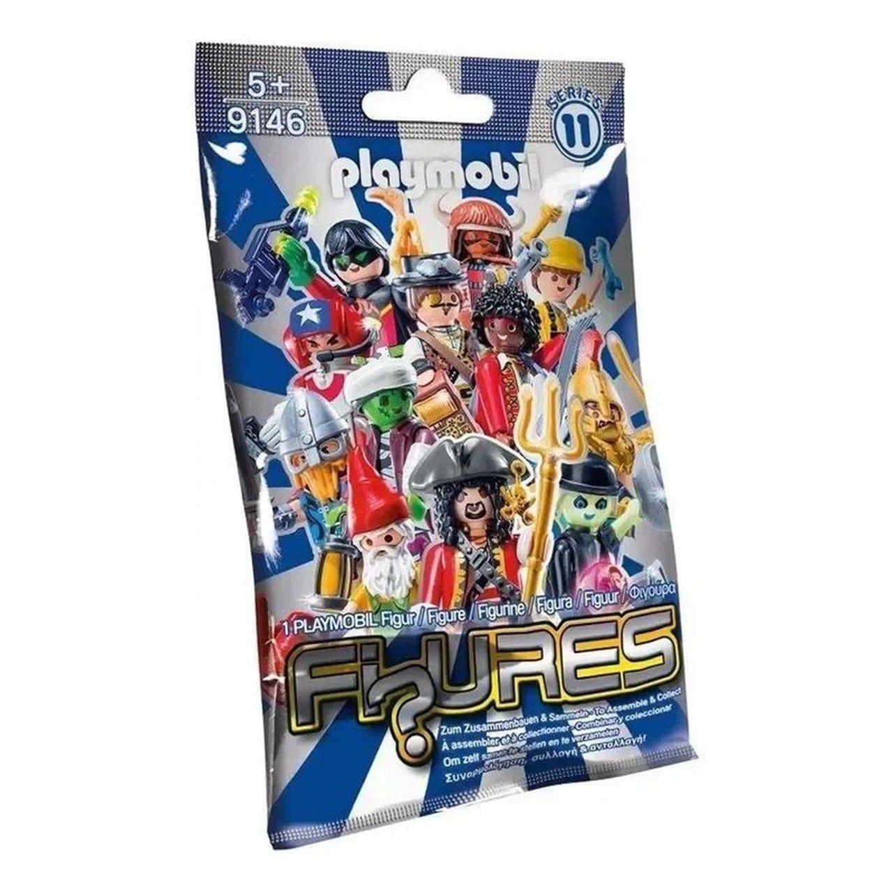 Playmobil: Figura Surpresa (Menino) Series 11 - Sunny