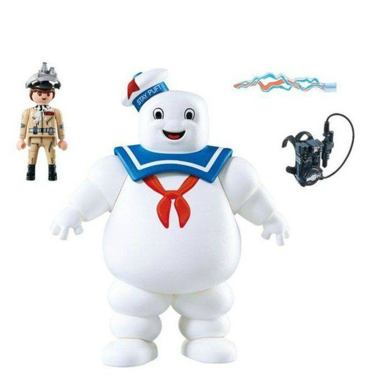 Playmobil: Ghostbusters (Stay Puft e Stantz) - Sunny