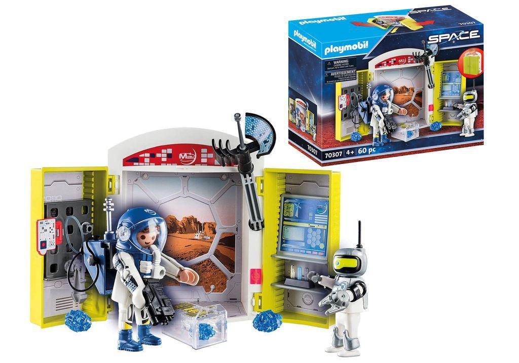 Playmobil: Missão Marte Space 60 Peças 70307 - Sunny