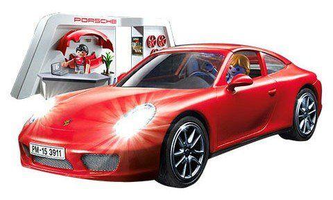 Playmobil: Porsche Carrera S - Sunny