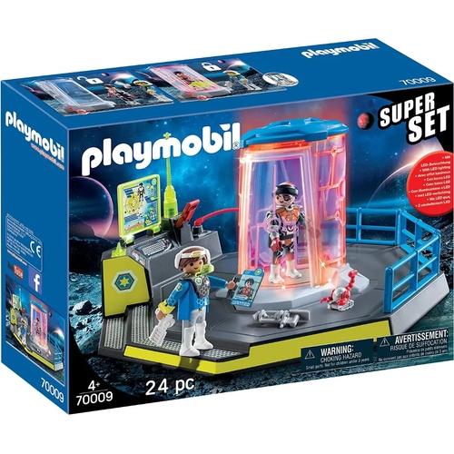 Playmobil: Prisão Policial Galactica Super Set 24 Peças 70009 - Sunny