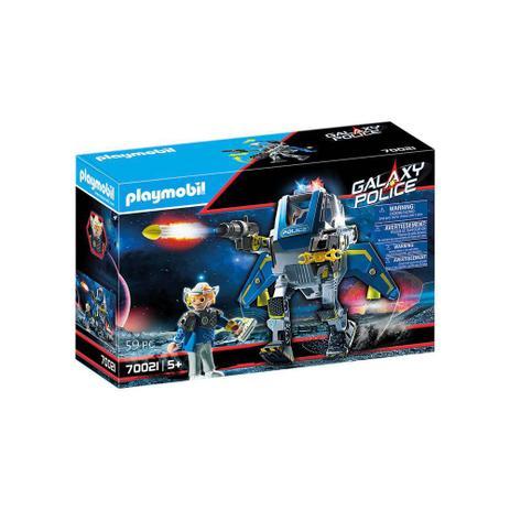 Playmobil Robô da Policia Galáctica (59 Peças): Playmobil Galaxy Police (70021) - Sunny