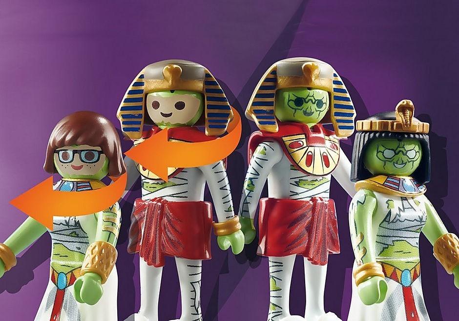 Playmobil Scooby Doo: Aventura no Egito (70365) - Sunny