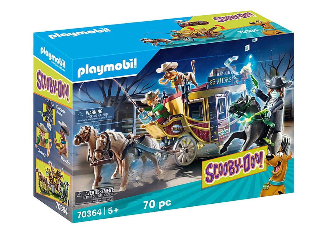 Playmobil Scooby Doo: Aventura no Oeste Selvagem (70364) - Sunny