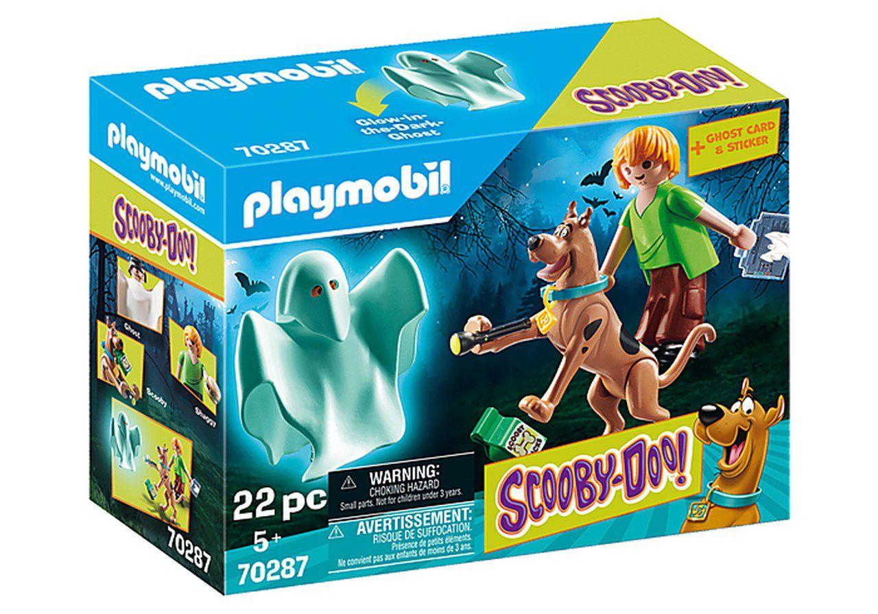 Playmobil Scooby-Doo & Salsicha (Fantasma): Scooby-Doo - Sunny (Apenas Venda Online)