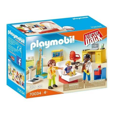Playmobil: Starter Pack (Consultório Pediátrico) - Sunny