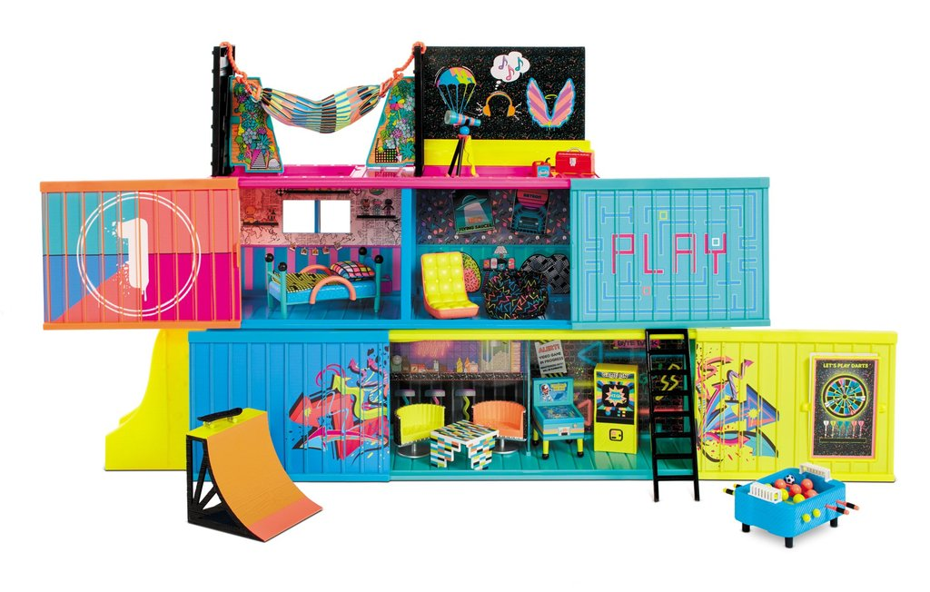 Playset Clubhouse: LOL Surprise - Candide