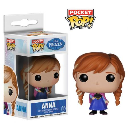 Pocket Pop! Disney Frozen Anna - Funko