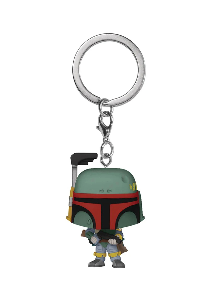 Pocket Pop Keychains (Chaveiro) Boba Fett: Star Wars - Funko