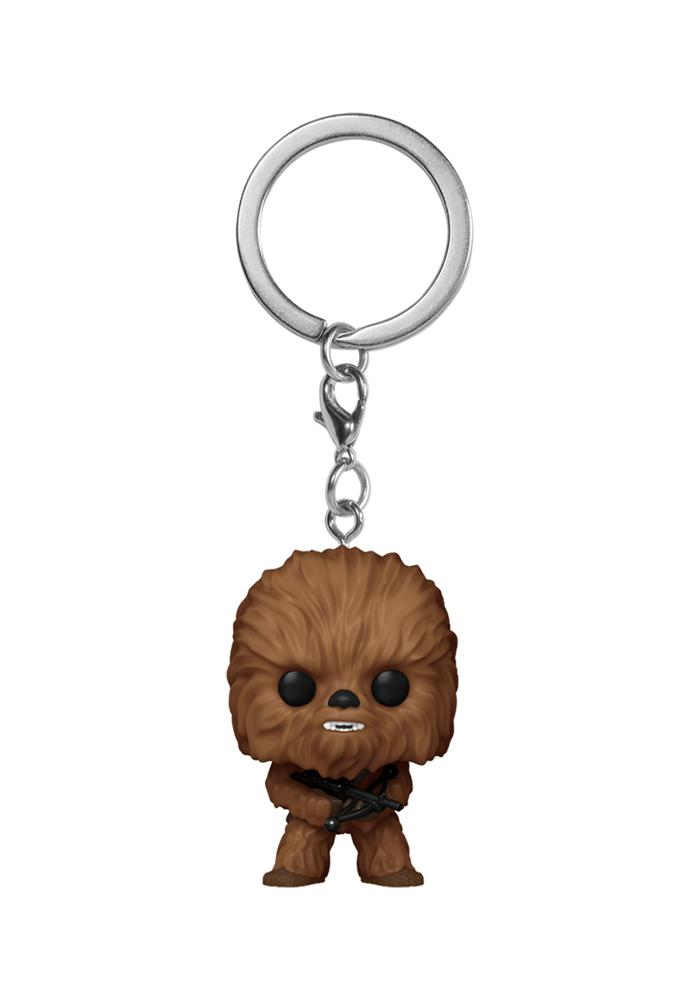 Pocket Pop Keychains (Chaveiro) Chewbacca: Star Wars - Funko