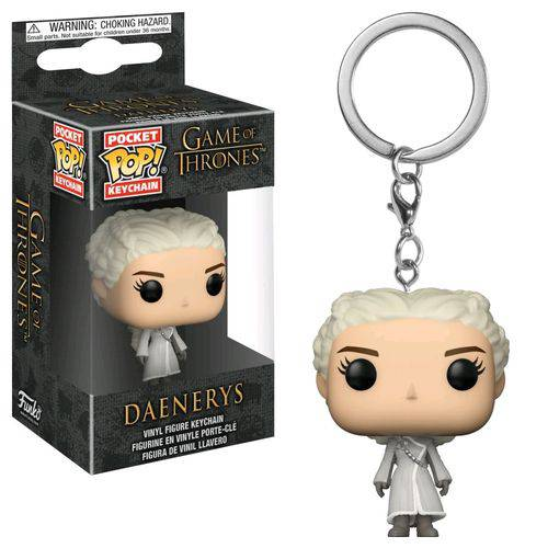 Funko Pocket Pop Keychains (Chaveiro) Daenerys : Game of Thrones - Funko