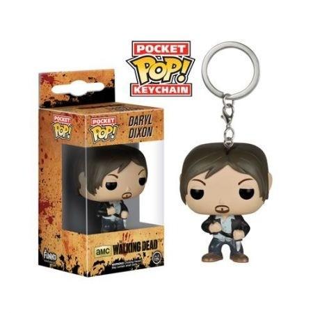 Funko Pocket Pop Keychains (Chaveiro) Daryl Dixon: The Walking Dead - Funko
