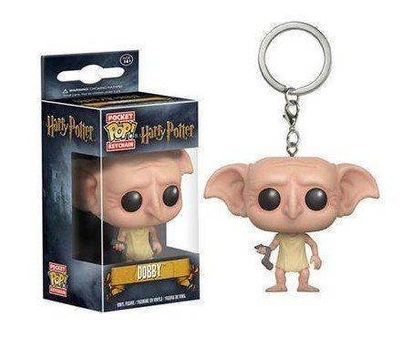 Funko Pocket Pop Keychains (Chaveiro) Dobby: Harry Potter - Funko