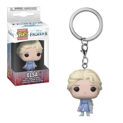 Pocket Pop Keychains (Chaveiro) Elsa: Frozen II - Funko