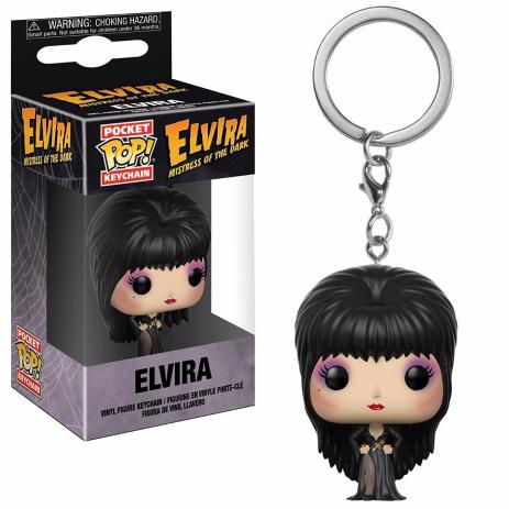 Pocket Pop Keychains (Chaveiro) Elvira - Funko