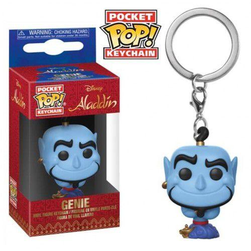 Funko Pocket Pop Keychains (Chaveiro) Gênio (Genie): Aladdin - Funko