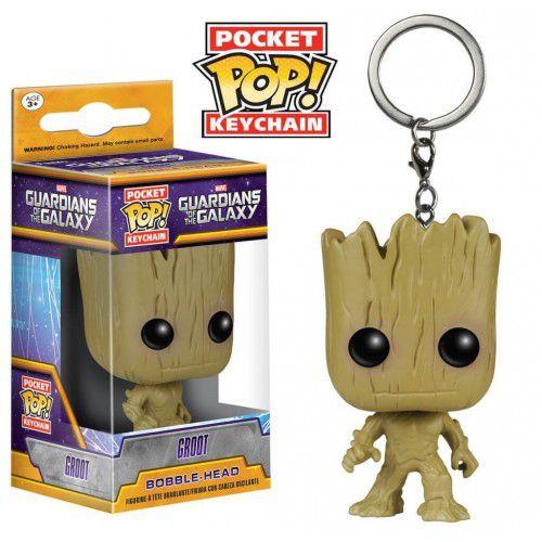 Funko Pocket Pop Keychains (Chaveiro) Groot: Guardiões da Galáxia - Funko