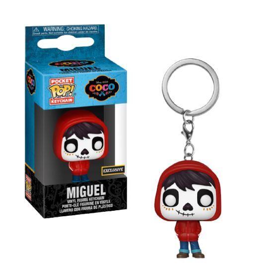 Pocket Pop Keychains (Chaveiro) Miguel - Viva A Vida É Uma Festa (Coco) Disney - Funko