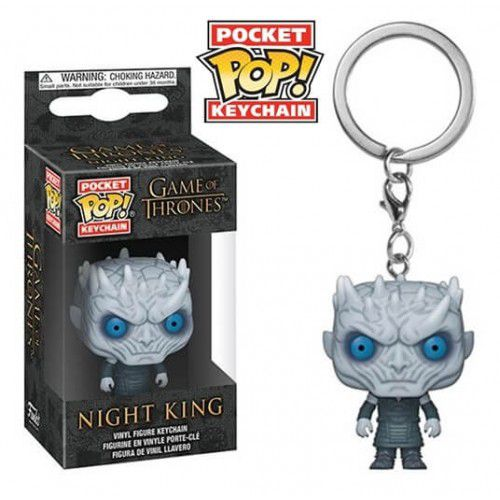 Funko Pocket Pop Keychains (Chaveiro) Night King: Game of Thrones - Funko