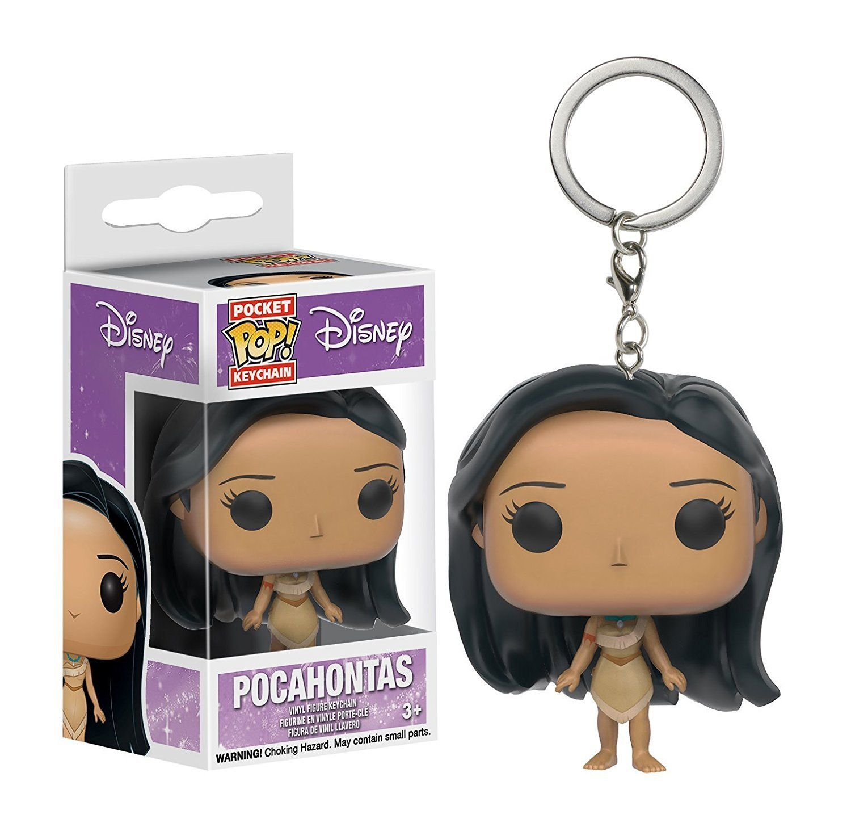 Pocket Pop Keychains (Chaveiro) Pocahontas: Disney - Funko