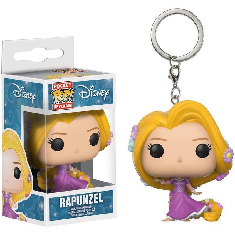 Pocket Pop Keychains (Chaveiro) Rapunzel: Disney - Funko