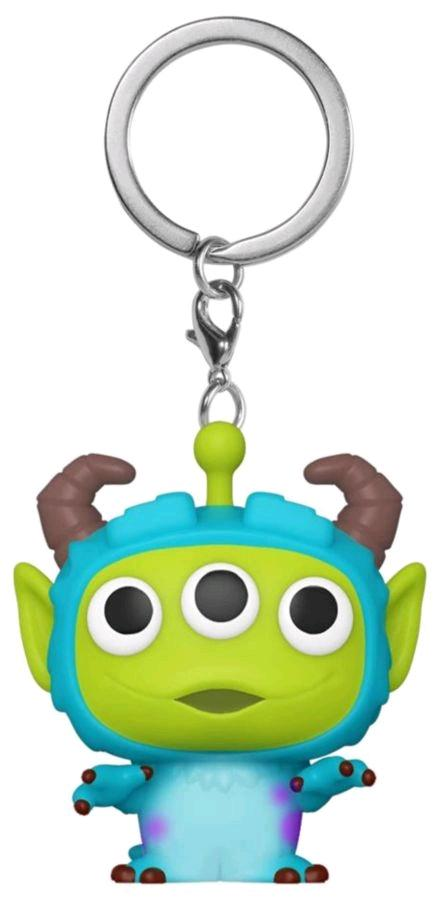 Funko Pocket Pop Keychains (Chaveiro) Remix Sulley: Aliens Toy Story - Funko