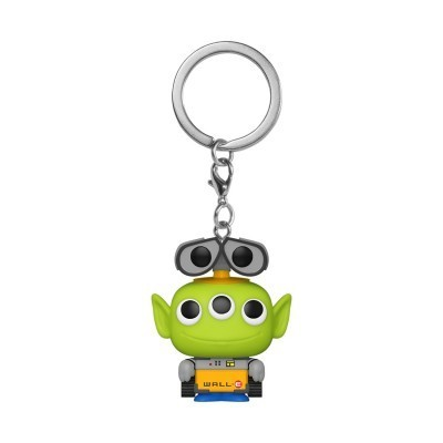 Funko Pocket Pop Keychains (Chaveiro) Remix Wall E: Aliens Toy Story - Funko