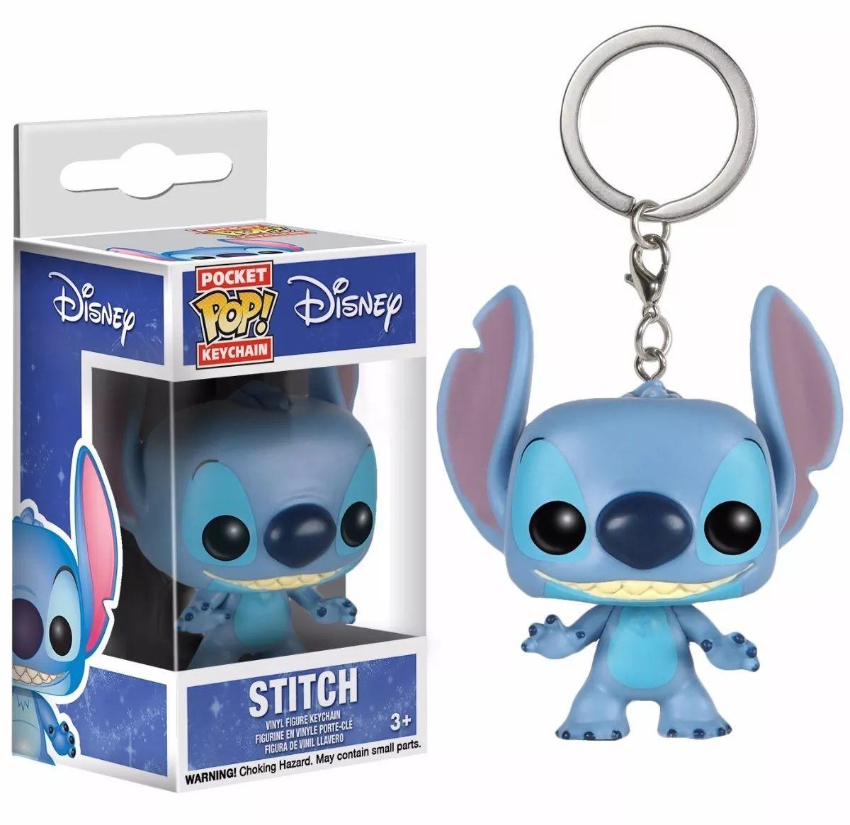 Funko Pocket Pop Keychains (Chaveiro) Stitch: Lilo & Stitch - Funko