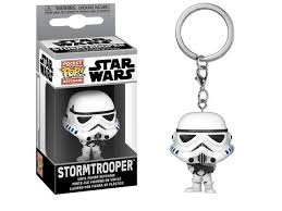 Pocket Pop Keychains (Chaveiro) Stormtrooper: Star Wars - Funko
