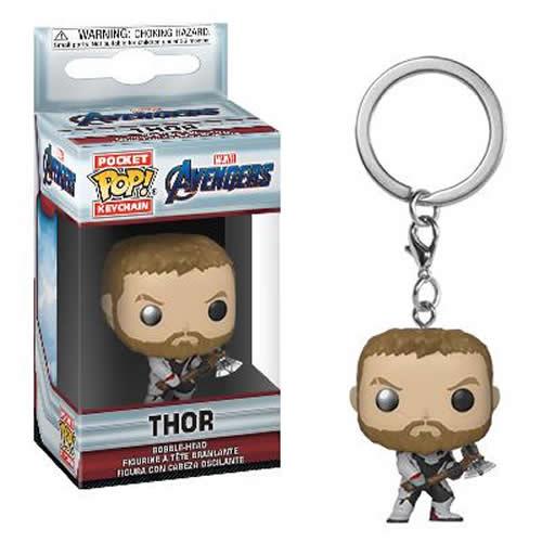 Pocket Pop Keychains (Chaveiro) Thor: Vingadores Ultimato (Avengers Endgame) - Funko
