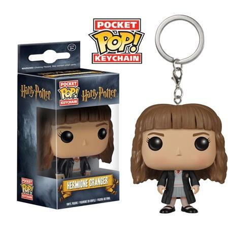 Funko Pocket Pop Keychains (Chaveiro) Hermione Granger: Harry Potter - Funko