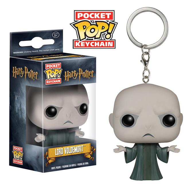 Funko Pocket Pop Keychains (Chaveiro): Lord Voldemort: Harry Potter - Funko