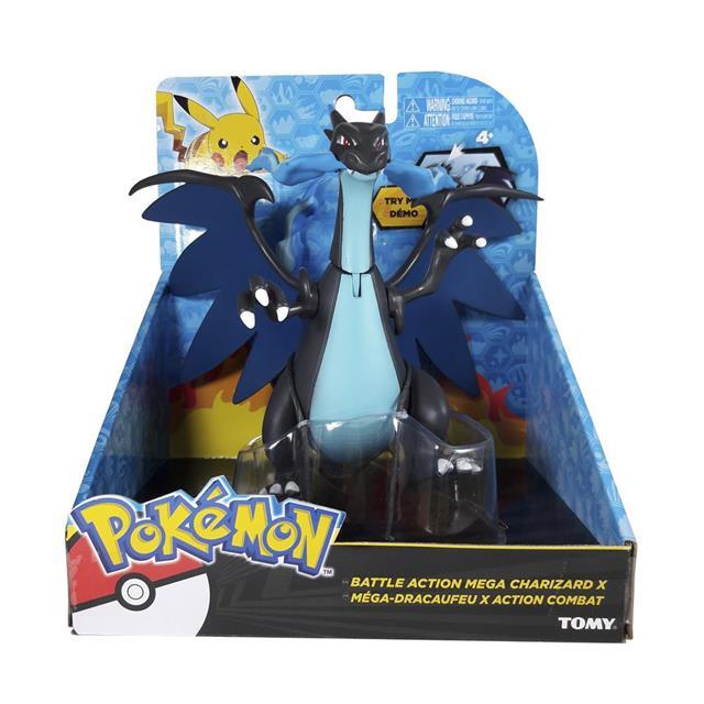 Pokemon Mega Charizard - Tomy