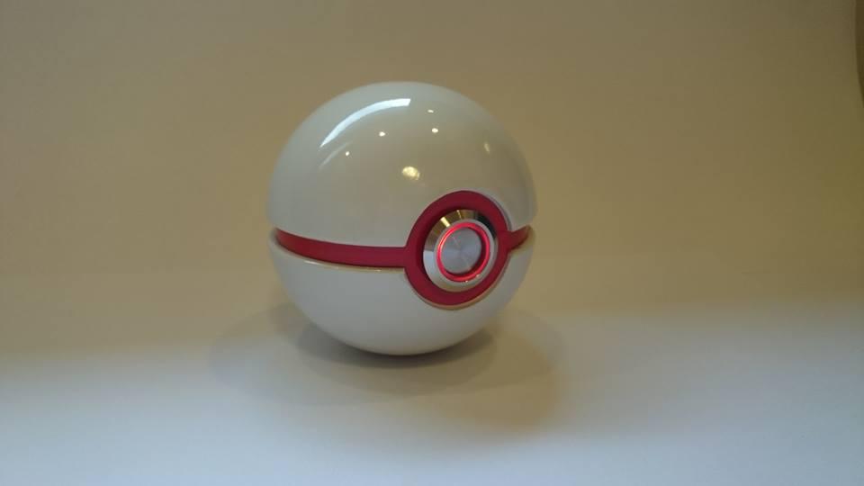 Pokémon Pokebola Premier - Lubss