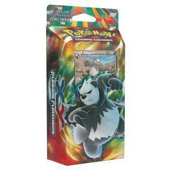 Pokémon Punhos Furiosos Deck Martelo Sombrio - Copag