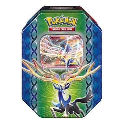 Pokemon Trading Card Game Lata Xerneas EX - Copag