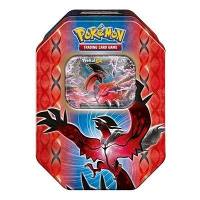 Pokemon Trading Card Game Lata Yveltal EX - Copag