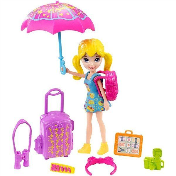 Polly Passeio no Japão: Polly Pocket - Mattel