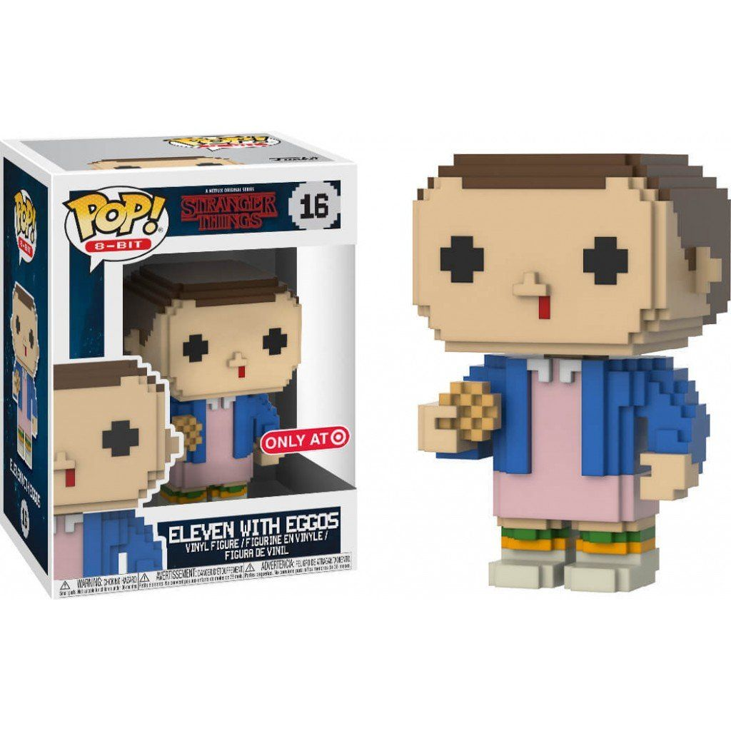 Pop! 8-Bit Eleven: Stranger Things (Exclusivo) #16 - Funko
