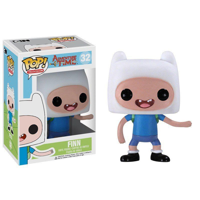 Funko POP! TV: Adventure Time: Finn #32 - Funko