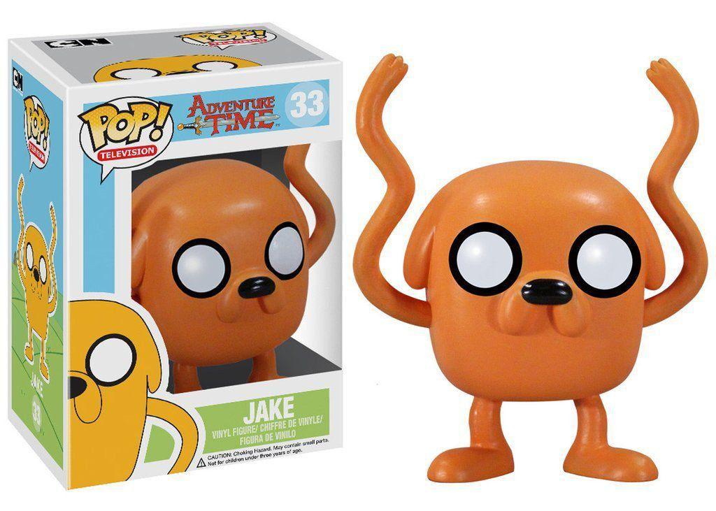 Funko Pop Jake: Adventure Time #33 - Funko
