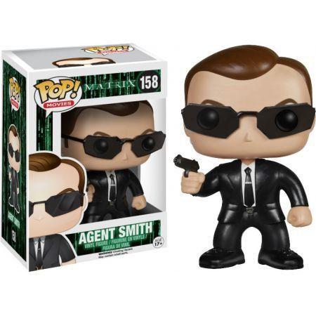 Funko POP! Agente Smith Matrix - Funko