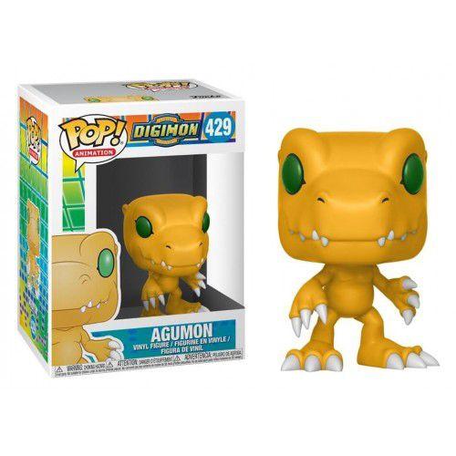 Funko Pop! Agumon: Digimon #429 - Funko