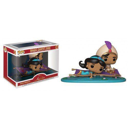 Pop! Aladdin (Magic Carpet Ride): Disney (Exclusivo) #480 - Funko