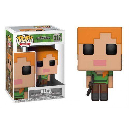 Funko Pop! Alex: Minecraft #317 - Funko