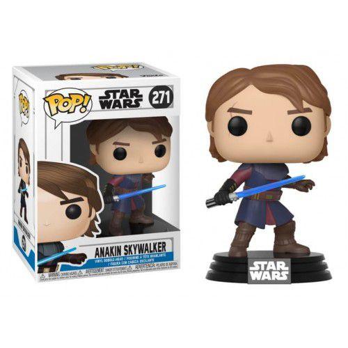 Funko Pop! Anakin Skywalker: Clone Wars (Star Wars) #271 - Funko