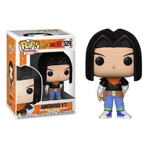 Funko Pop! Android 17: Dragonball Z #529 - Funko