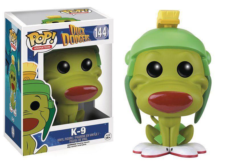 Funko Pop! K-9: Duck Doogers #144 - Funko