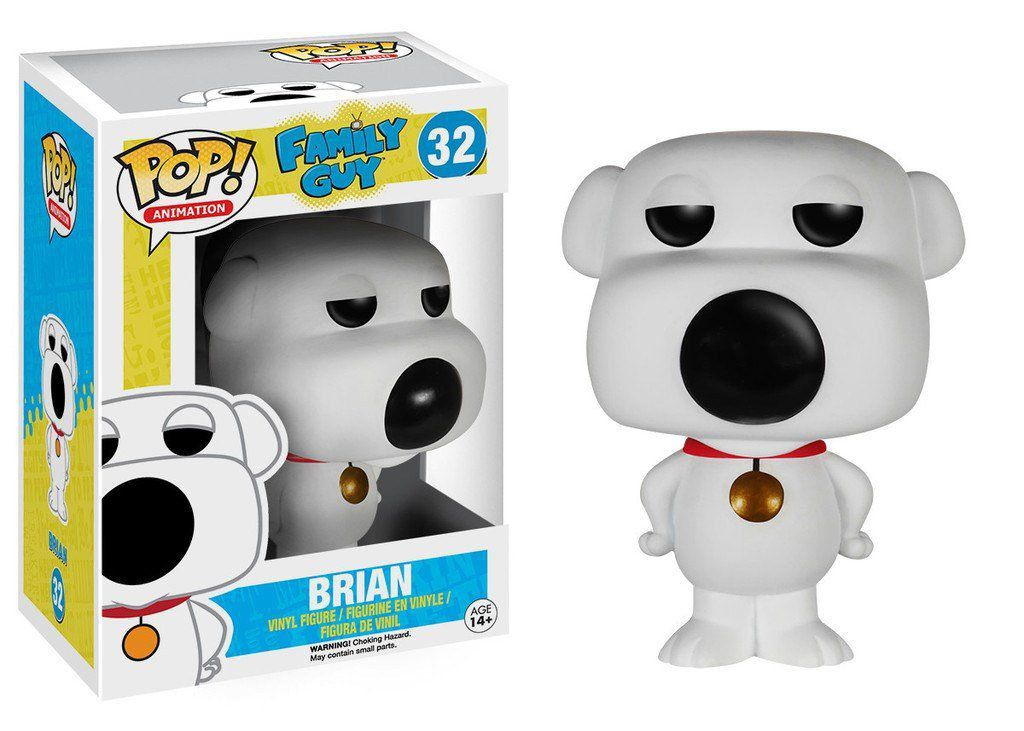 Funko Pop Brian: Family Guy #32 - Funko